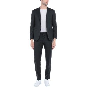 《セール開催中》SCABAL メンズ スーツ スチールグレー 46 ウール 100%