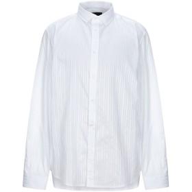 《セール開催中》RICHMOND X メンズ シャツ ホワイト 56 コットン 60% / ポリエステル 40%