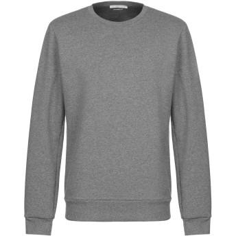 《セール開催中》GREY DANIELE ALESSANDRINI メンズ スウェットシャツ グレー M コットン 100%