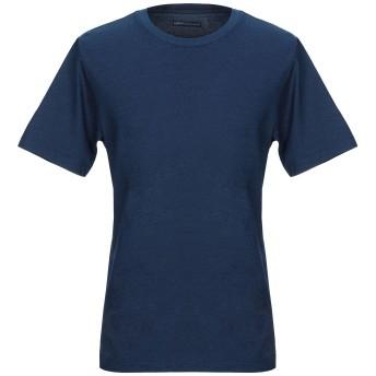 《セール開催中》LEVI'S MADE & CRAFTED メンズ T シャツ ブルー S コットン 100%