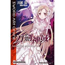 Sword Art Online刀劍神域(16)Alicization exploding