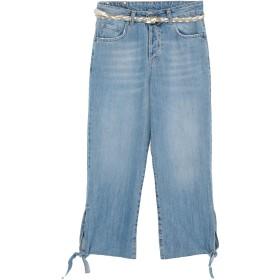 《セール開催中》SOUVENIR レディース ジーンズ ブルー XS コットン 100% / 紡績繊維