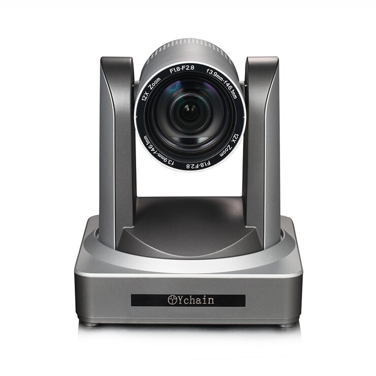 YCHAIN HD610U 1080p HD 12倍遙控 USB3.0攝影機***可整合使用Ymeetee、Skype、Zoom、Teams、Google Meet、WebEx...等視訊軟體做視訊會