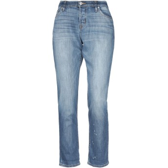 《セール開催中》HUDSON レディース ジーンズ ブルー 28 指定外繊維(テンセル) 64% / コットン 34% / ポリウレタン 2%