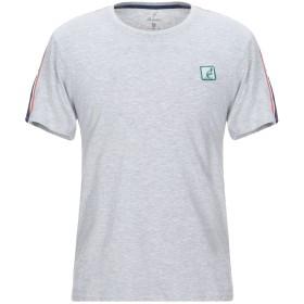 《セール開催中》AUSTRALIAN メンズ T シャツ ライトグレー S コットン 100%