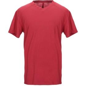 《セール開催中》EN AVANCE メンズ T シャツ レッド XXL コットン 100%