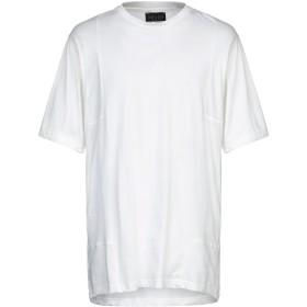 《セール開催中》RVER Paris メンズ T シャツ ホワイト XL コットン 100%