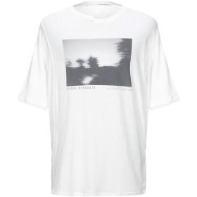 《セール開催中》ISABEL BENENATO メンズ T シャツ ホワイト S コットン 100%
