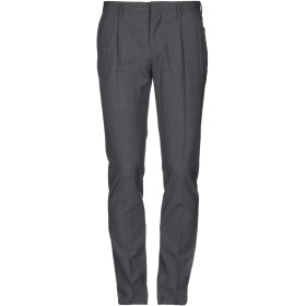 《セール開催中》ENTRE AMIS メンズ パンツ 鉛色 30 バージンウール 98% / ポリウレタン 2%