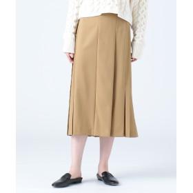 【オンワード】 JOSEPH WOMEN(ジョゼフ ウィメン) MALVYN / WOOL GRANITE スカート キャメル 38 レディース 【送料無料】