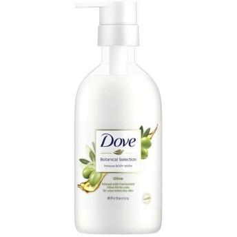 ダヴ(Dove) ボディウォッシュ ボタニカルセレクション オリーブ ポンプ 500g ユニリーバ