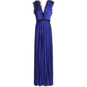 《セール開催中》CATHERINE DEANE レディース ロングワンピース&ドレス ブルー 6 ポリエステル 100%