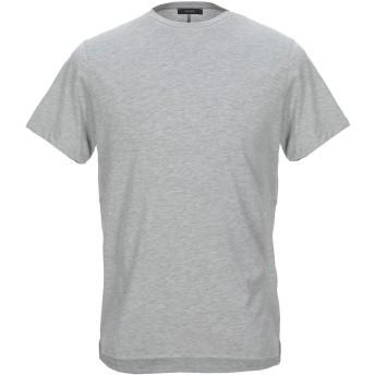 《セール開催中》KAOS メンズ T シャツ グレー M コットン 100%