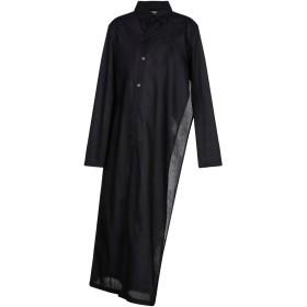 《セール開催中》YOHJI YAMAMOTO レディース シャツ ブラック 2 コットン 100%