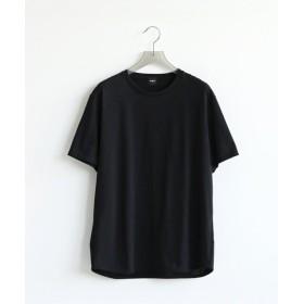 EDIFICE Triporous ショートスリーブ Tシャツ ブラック S