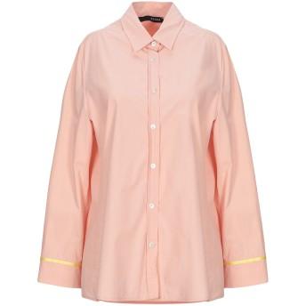《セール開催中》.TESSA レディース シャツ ピンク 42 コットン 100%
