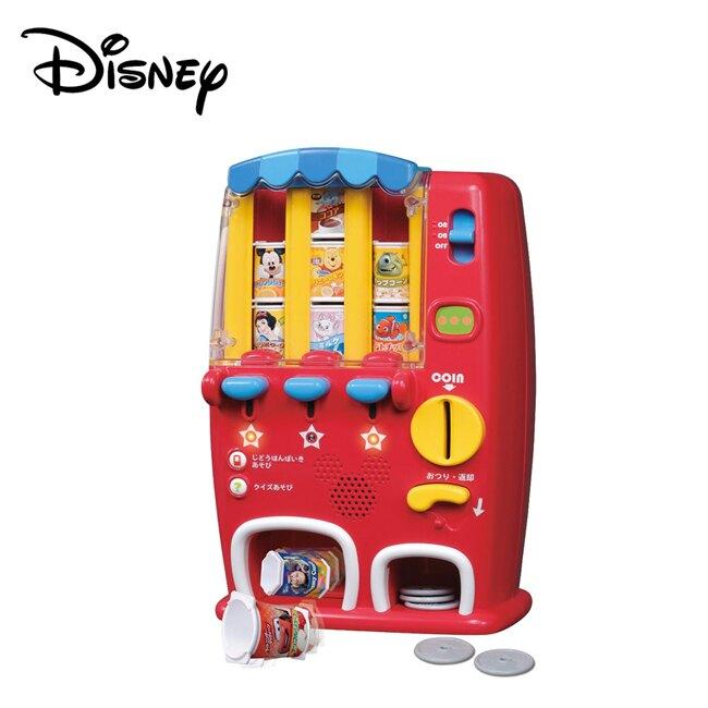 【日本正版】迪士尼 自動販賣機 學齡前玩具 聲光玩具 幼兒玩具 TAKARA TOMY - 845362