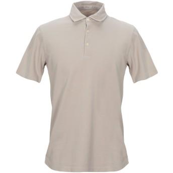 《セール開催中》ALTEA メンズ ポロシャツ ベージュ S コットン 100%