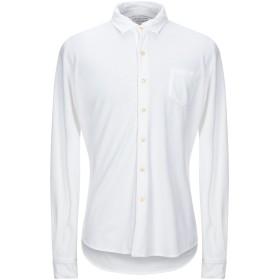 《セール開催中》ORIGINAL VINTAGE STYLE メンズ シャツ ホワイト M コットン 100%