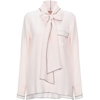 《セール開催中》HER SHIRT レディース シャツ ライトピンク XS シルク 100%