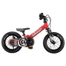 ides D-Bike マスター 12 EZB レッド(50453)