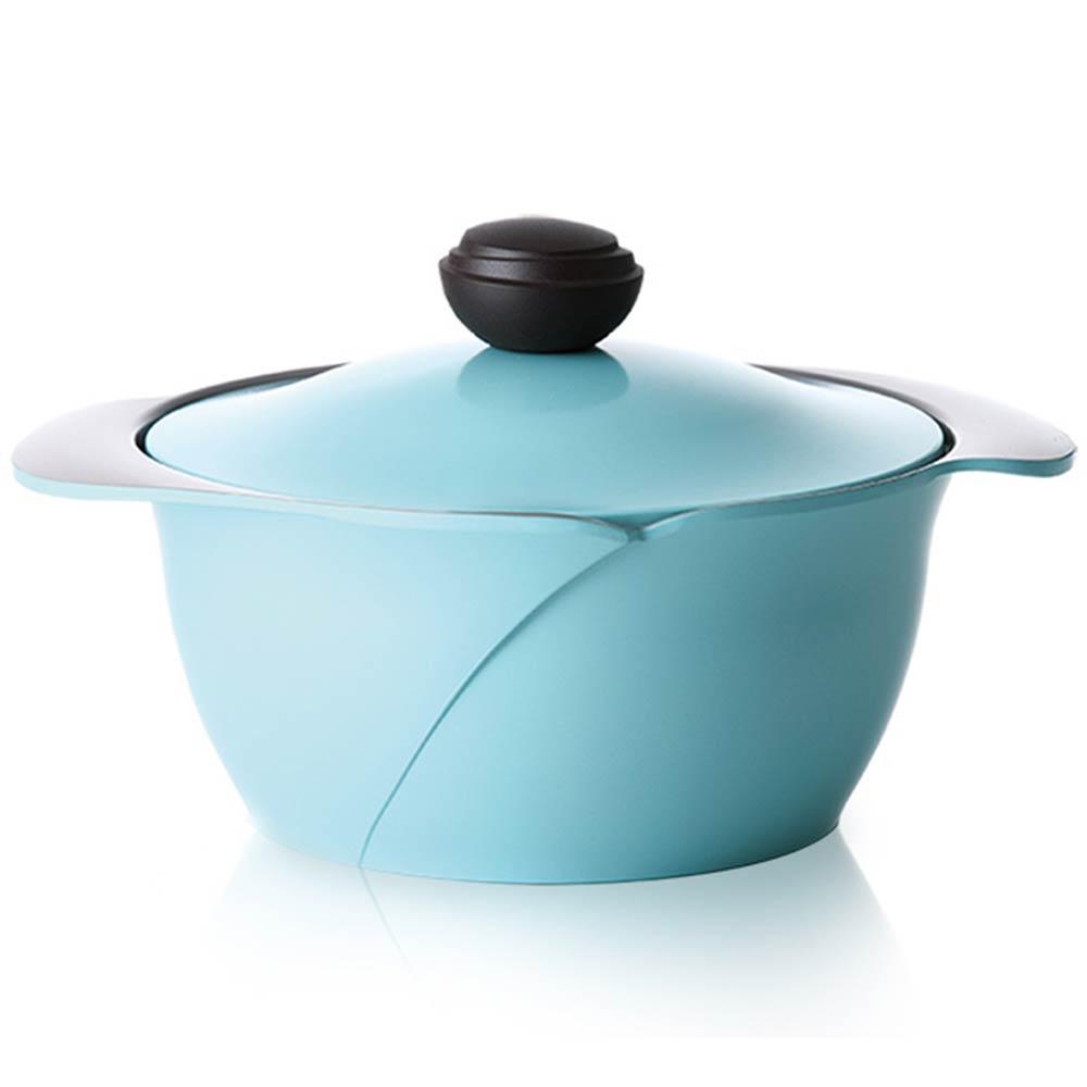韓國 Chef Topf 薔薇系列不沾湯鍋24公分/韓國製造/不沾鍋/洗碗機用/最美鍋具