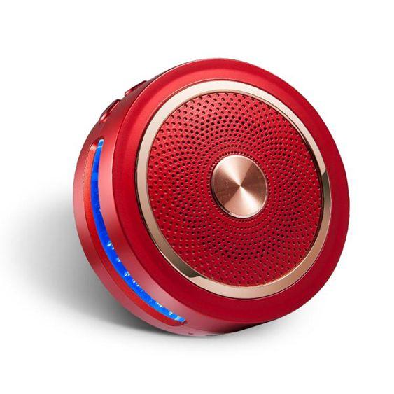 Golden Field/金河田 D20無線藍芽音箱低音炮插卡迷你手機小音響  全館免運