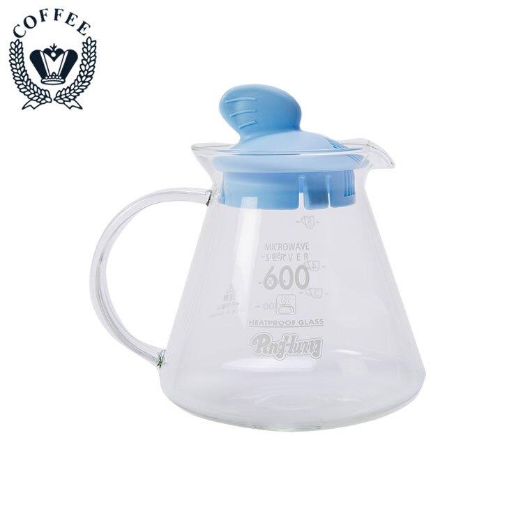 品皇 玻璃耐熱壺 0.6L
