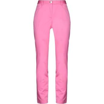 《セール開催中》BOUTIQUE MOSCHINO レディース パンツ ピンク 44 コットン 96% / 指定外繊維 4%