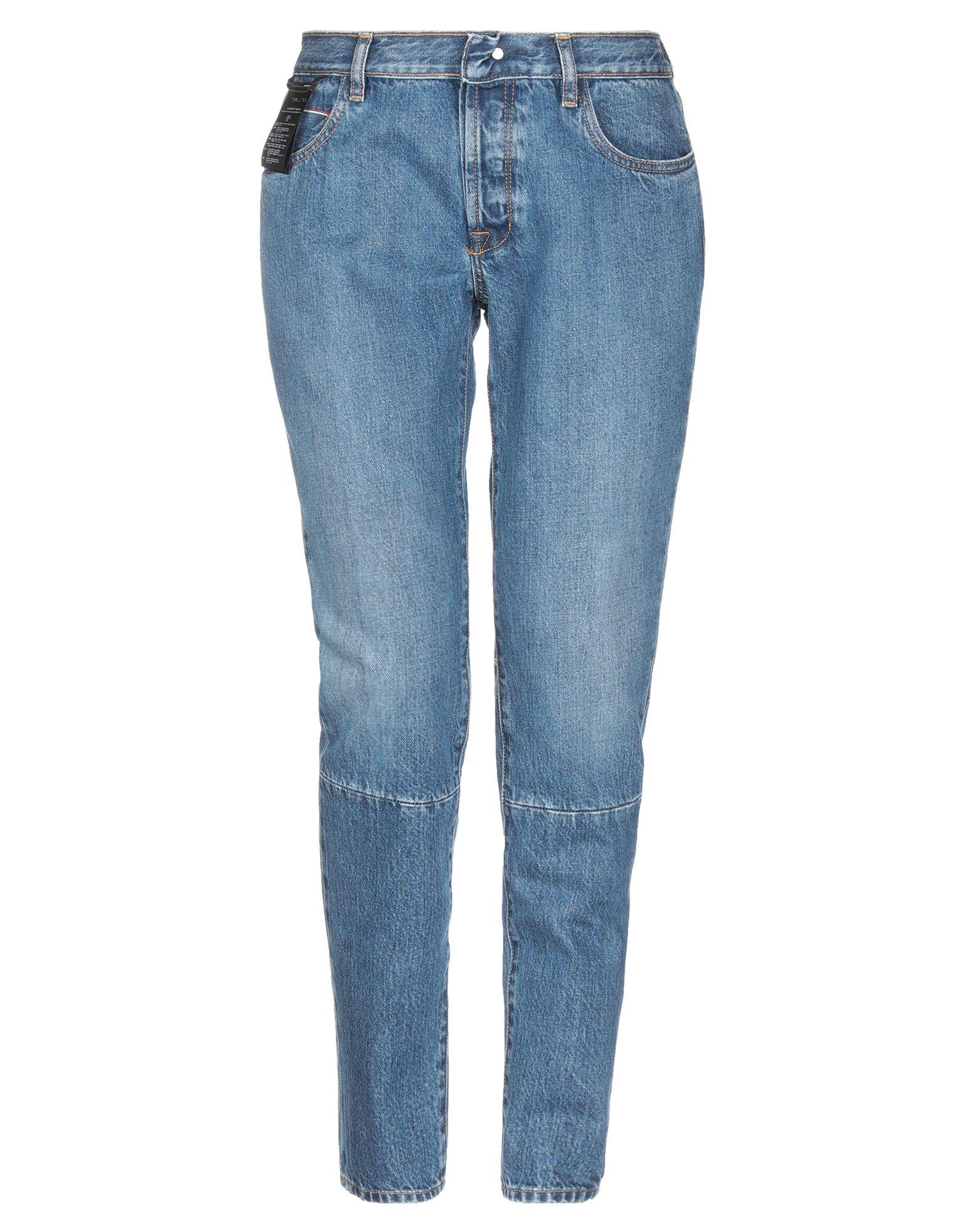BEN TAVERNITI™ UNRAVEL PROJECT Denim pants - Item 42722890