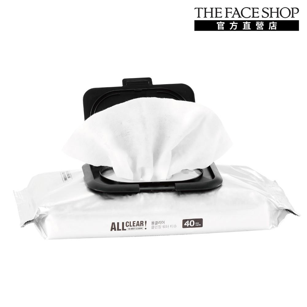 THE FACE SHOP 神清潔高效卸妝棉