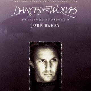 【停看聽音響唱片】【黑膠LP】約翰貝瑞:與狼共舞 電影原聲帶 (180g 45轉 2LP)