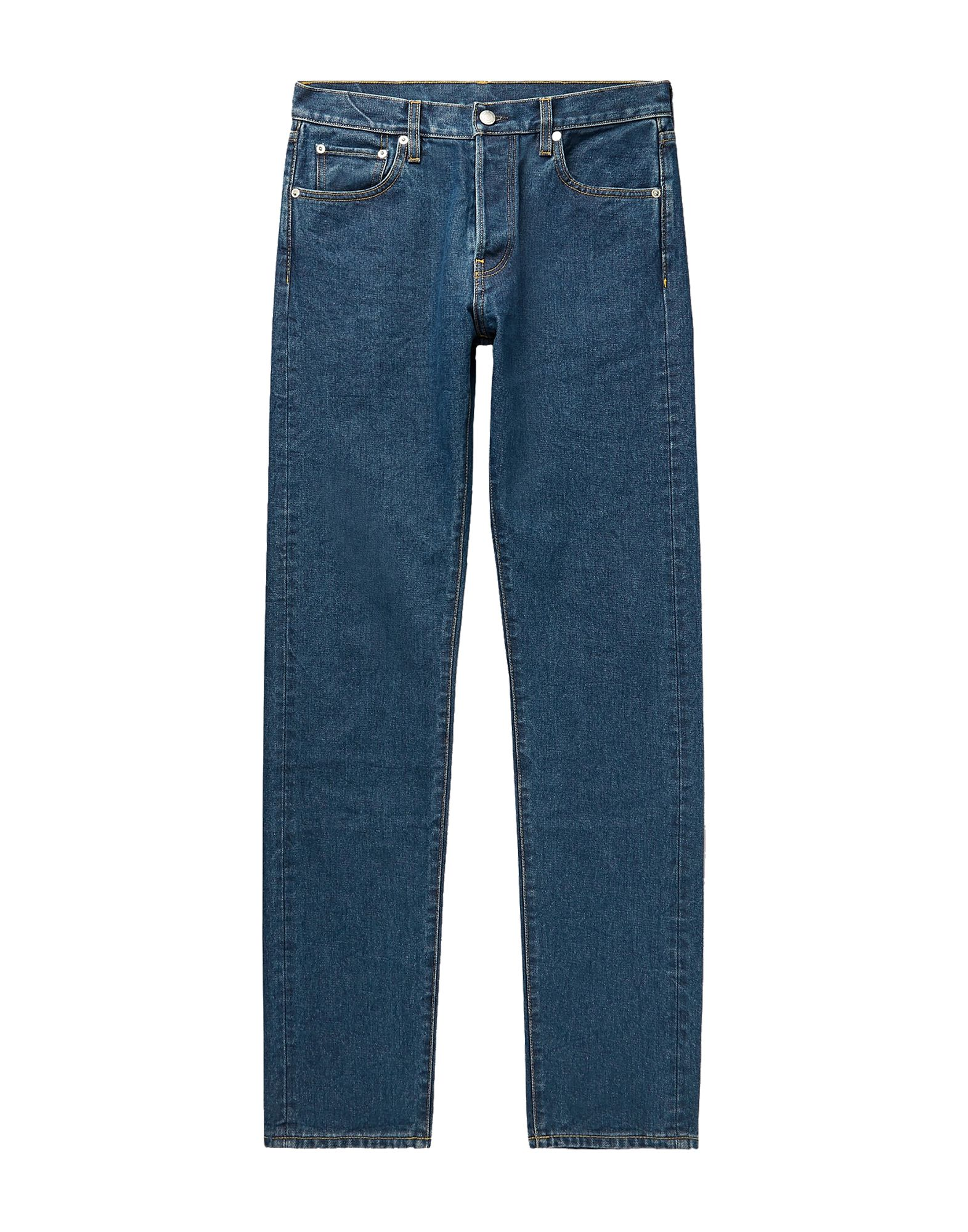 SIMON MILLER Denim pants - Item 42772198