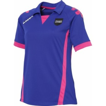 Kappa(カッパ) プラクティスシャツWomen's (phe-kf622ss62-rb) ユニフォームシャツ ゲームシャツ・パンツ サッカー フットサル