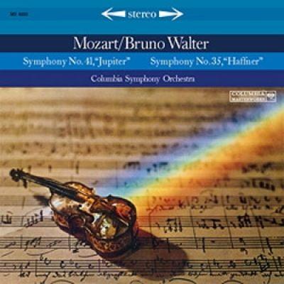 【停看聽音響唱片】【黑膠LP】莫札特-交響曲第35 & 41號 (180g LP)