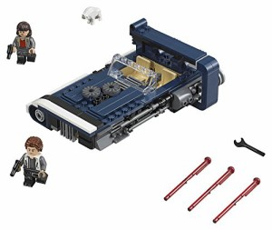 LEGO Star Wars Solo A Star Wars Story Han Solo 75535 Building Kit 101 Piece