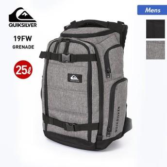 QUIKSILVER/クイックシルバー メンズ バックパック バッグ デイパック リュックサック かばん 鞄 25L 通勤 通学 EQYBP03572