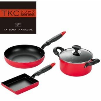 キッチンツール 3点セット 調理器具 タツヤ・カワゴエ ykm-0962