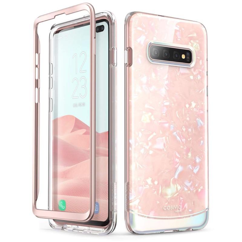 I-BLASON 三星Galaxy S10Plus Cosmo時尚炫彩 軍規 手機保護殼