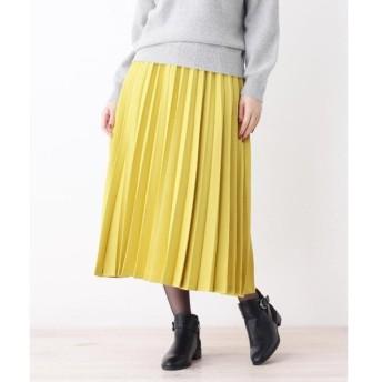 HusHusH / ハッシュアッシュ アコーディオンプリーツスカート