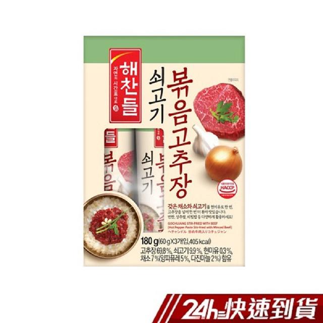 商品特色:韓國知名大廠出品韓式料理的XO醬光拌飯就好吃規格:180g產地:韓國保存期限:9個月有效日期說明:90天~365天-以消費者收受日起算,至少距有效日期前30日以上成份:辣椒醬(玉米糖漿、水、