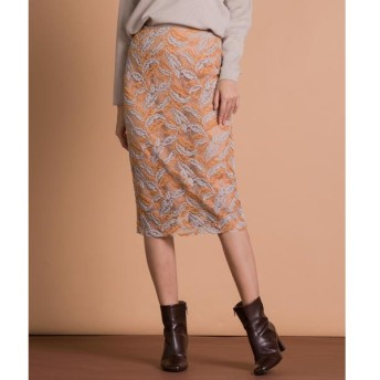 VICKY / ビッキー ファンシーワークレースタイトスカート