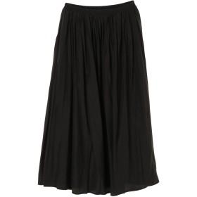 【6,000円(税込)以上のお買物で全国送料無料。】【Owlspale】ライトサテンスカート