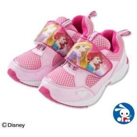[ディズニー]シューズ(プリンセス)【15cm・16cm・17cm・18cm】【くつ】 [ 靴 シューズ スニーカー 子供 子ども キッズ キッズスニーカー 子どもスニーカー 子ども靴 女の子 ディズ