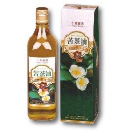 豐滿生技~苦茶油600ml/罐