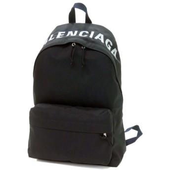 BALENCIAGA バレンシアガ メンズバックパック WHEEL BACKPACK / 507460 HPGIX ブラック