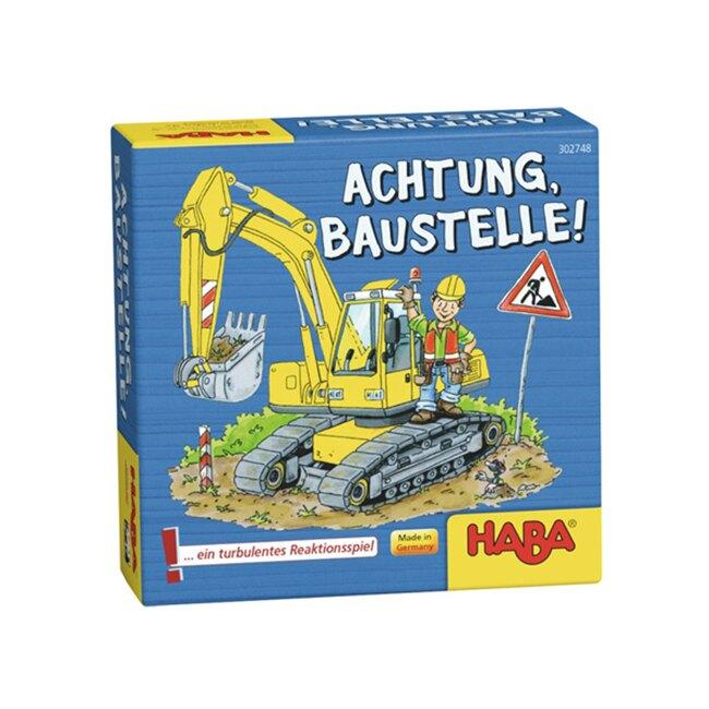 【德國HABA桌遊】注意,施工中! TA302748