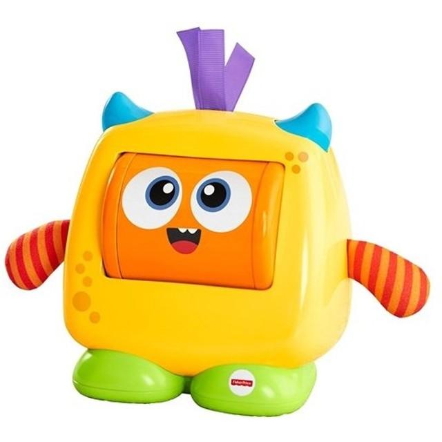 フィッシャープライス おかおがチェンジ!モンスター おもちゃ こども 子供 知育 勉強 ベビー 0歳6ヶ月