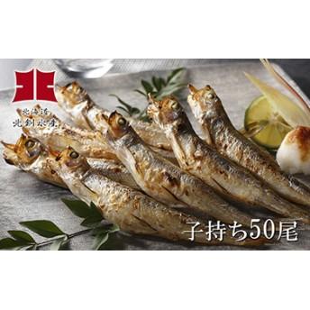 ししゃも釧路産(メス50尾)