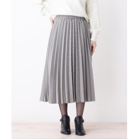 HusHusH(Ladies)(ハッシュアッシュ(レディース)) アコーディオンプリーツスカート